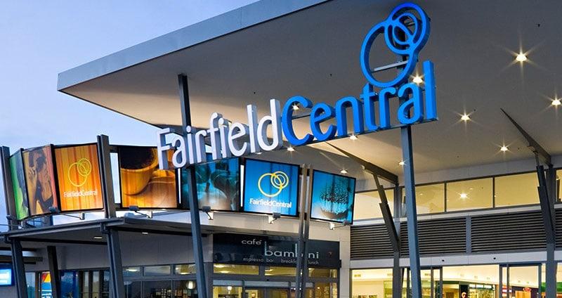 Fairfield Central Shopping Centre